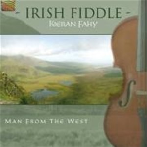 Irish Fiddle-Man from the West | Cover