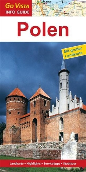 Polen: Reiseführer mit extra Landkarte [Reihe Go Vista] (Go Vista Info Guide) | Cover
