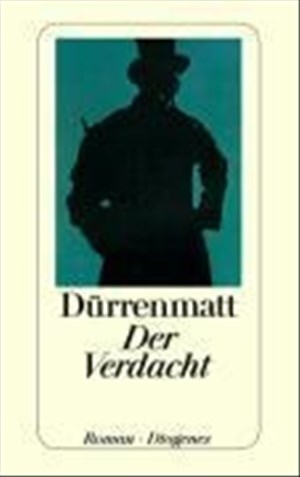 Der Verdacht (Kommissär Bärlach) | Cover