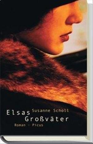 Elsas Großväter: Roman   Cover
