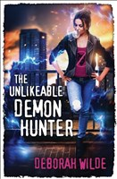 The Unlikeable Demon Hunter: A Devilishly Funny Urban Fantasy Romance (Nava Katz)
