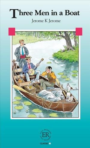 Three Men in a Boat: Englische Lektüre für das 3. Lernjahr. Lektüre (Easy Readers (Englisch)) | Cover