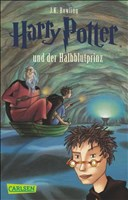 Harry Potter, Band 6: Harry Potter und der Halbblutprinz (Harry Potter (German))