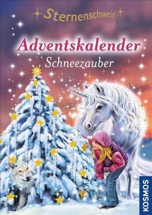 Sternenschweif,Adventskalender: Schneezauber. Mit wundervollem Geschenkpapier. | Cover