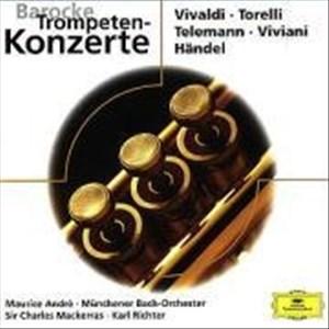 Eloquence - Barocke Trompetenkonzerte | Cover