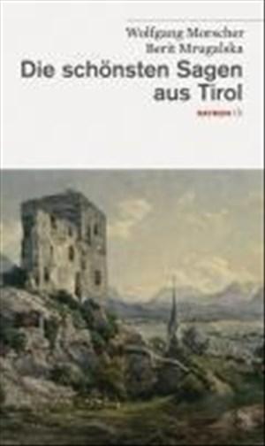 Die schönsten Sagen aus Tirol | Cover