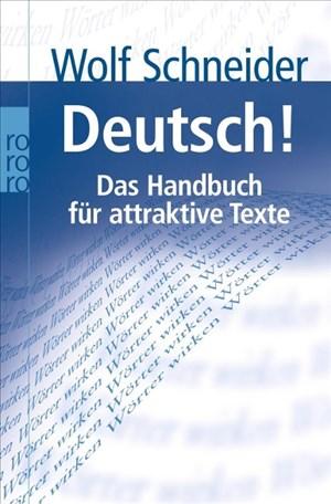 Deutsch! Das Handbuch für attraktive Texte | Cover