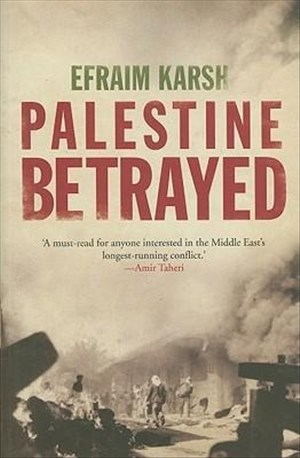 Palestine Betrayed | Cover