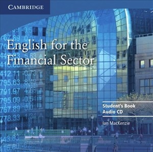 English for the Financial Sector: Audio CD   Cover