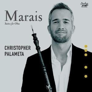 Suiten für Oboe (Marin Marais) | Cover