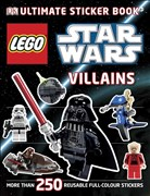 LEGO Star Wars Villains Ultimate Sticker Book (Ultimate Stickers)