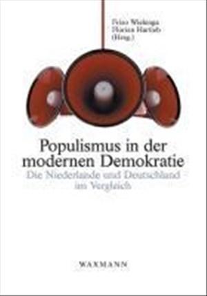 Populismus in der modernen Demokratie: Die Niederlande und Deutschland im Vergleich | Cover