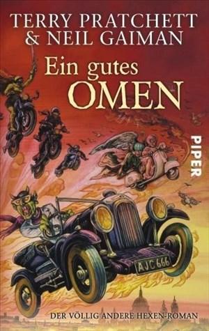 Ein gutes Omen: Der völlig andere Hexen-Roman | Cover