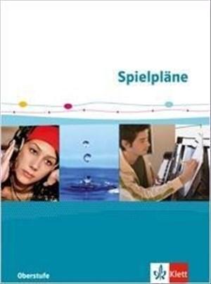 Spielpläne. Oberstufe: Schülerbuch Klasse 10-13 | Cover