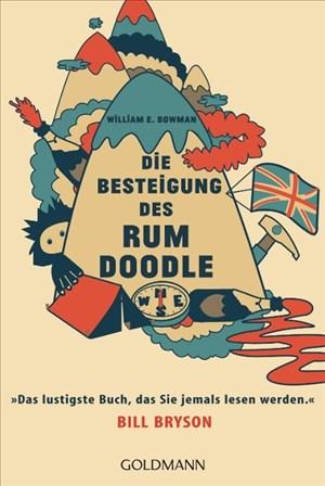Die Besteigung des Rum Doodle   Cover