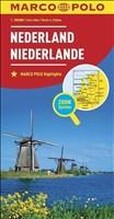 MARCO POLO Länderkarte Niederlande 1:300 000