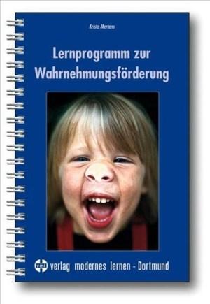 Lernprogramm zur Wahrnehmungsförderung | Cover