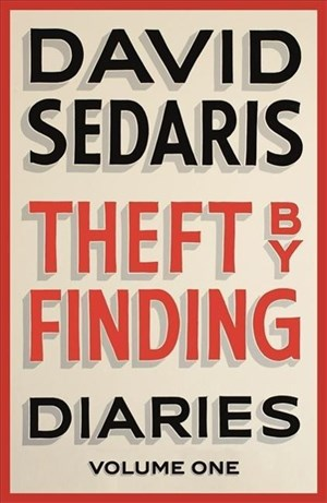Theft by Finding: Diaries: Volume One | Cover