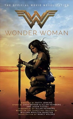 Wonder Woman: The Official Movie Novelization (Wonder Woman Movie) | Cover