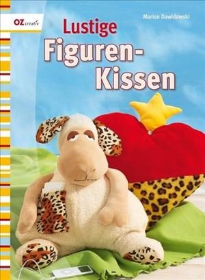 Lustige Figuren-Kissen | Cover