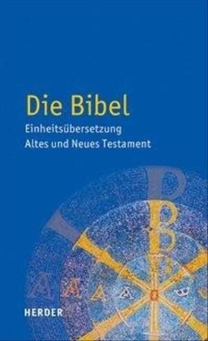 Die Bibel: Einheitsübersetzung der Heiligen Schrift | Cover