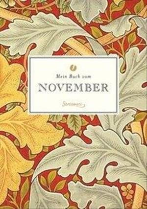 Mein Buch vom November | Cover
