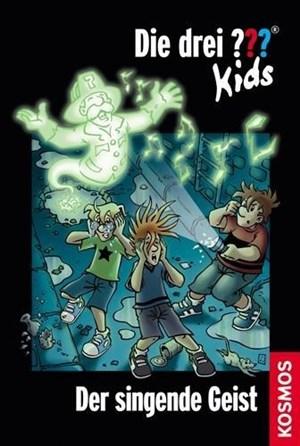 Die drei ??? Kids, 49, Der singende Geist   Cover