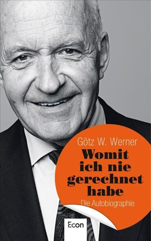 Womit ich nie gerechnet habe: Die Autobiographie   Cover
