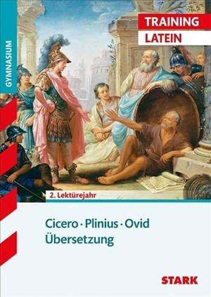 STARK Training Gymnasium - Latein Übersetzung 2. Lektürejahr (STARK-Verlag - Training) | Cover