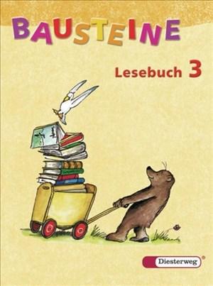 BAUSTEINE Lesebuch - Ausgabe 2003: Lesebuch 3 | Cover