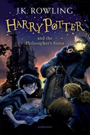 Harry Potter 1 and the Philosopher's Stone | Cover