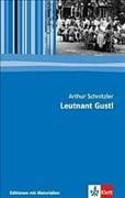 Leutnant Gustl: Textausgabe mit Materialien Klasse 11-13 (Editionen für den Literaturunterricht)