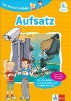 Klett Die Deutsch-Helden Aufsatz 4. Klasse : Grundschule (mit Stickern)