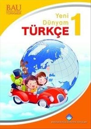 Yeni Dünyam Türkçe 1: Kurs- und Übungsbuch mit Audios online | Cover