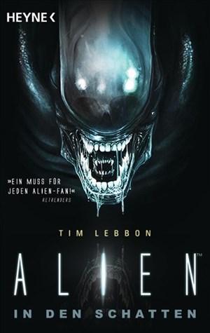Alien - In den Schatten: Roman | Cover