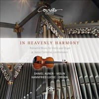 In Heavenly Harmony - Romantische Musik für Violine & Orgel