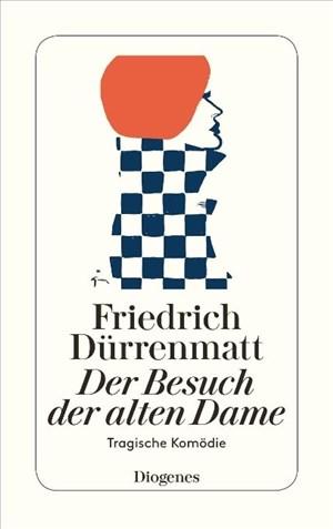 Der Besuch der alten Dame: Eine tragische Komödie: Eine tragische Komödie. Neufassung 1980   Cover