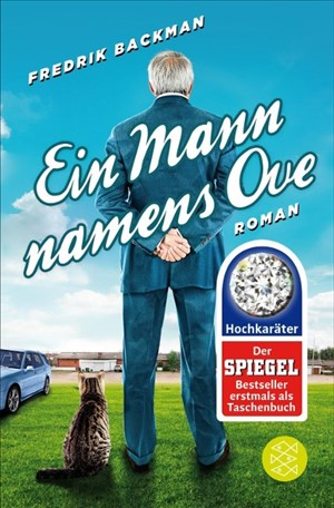 Ein Mann namens Ove: Roman (Hochkaräter)   Cover