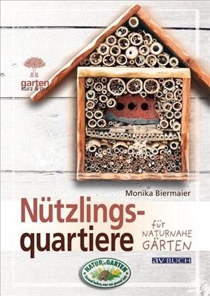 Nützlingsquartiere für naturnahe Gärten   Cover