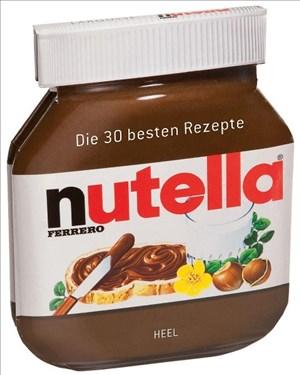 Nutella: Die 30 besten Rezepte   Cover