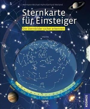 Sternkarte für Einsteiger: Die Sternbilder sicher erkennen | Cover