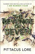 The Revenge of Seven (The Lorien Legacies)