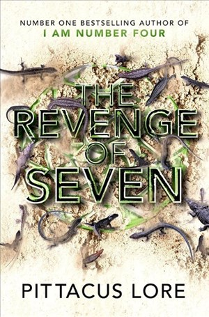The Revenge of Seven (The Lorien Legacies) | Cover