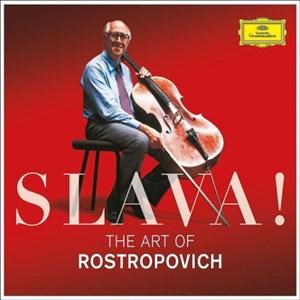 Slava!-the Art of Rostropovich | Cover