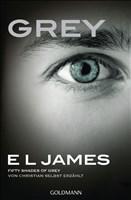 Grey - Fifty Shades of Grey von Christian selbst erzählt: Band 1 - Fifty Shades of Grey aus Christians Sicht erzählt 1 - Roman