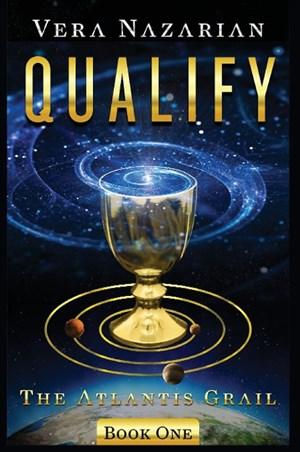 Qualify (The Atlantis Grail, Band 1)   Cover