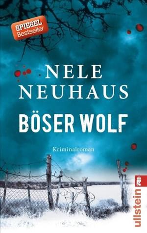Böser Wolf: Kriminalroman (Ein Bodenstein-Kirchhoff-Krimi, Band 6)   Cover