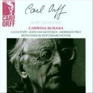 Carmina Burana - Carl Orff Edition   Cover