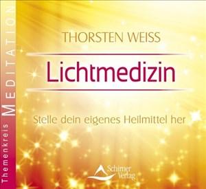 Lichtmedizin: Stelle dein eigenes Heilmittel her | Cover