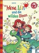 Hexe Lilli und die wilden Dinos: Der Bücherbär: Hexe Lilli für Erstleser
